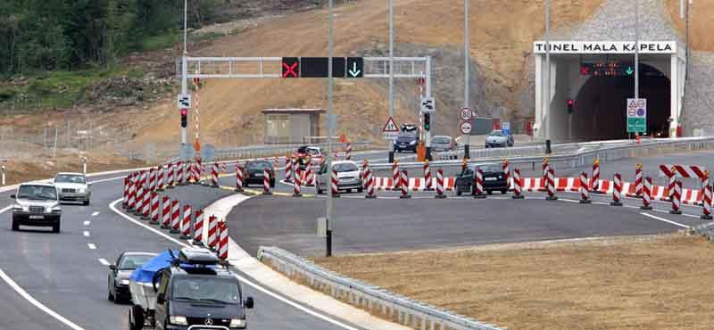 Horvátország: ledöntik a fizetőkapukat az autópályákon