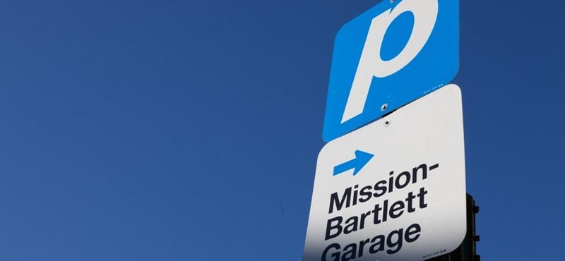 Parkolóhelyet is keres nekünk a jövő GPS-e