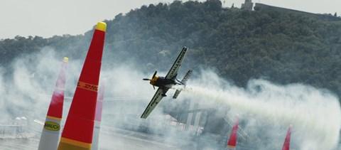 Odaver a budapesti közlekedésnek az Air Race