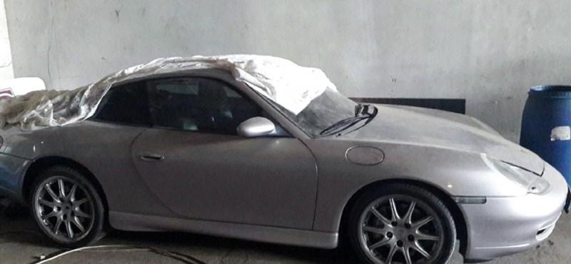 Akcióban a rendőrség: két nap alatt 43 autót, BMW-ket, Merciket és Porschékat foglaltak