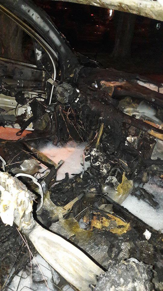 Éjjel felrobbant egy autó a Havanna lakótelepen
