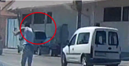 Így próbált menekülni a 18. kerületi Béke téren a BMW-s (VIDEÓ)