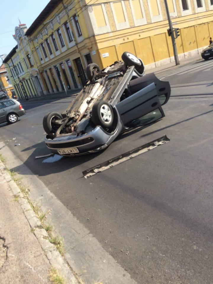 Újabb nézőpont, a tegnapi pesterzsébeti nagy baleset körülményeiben! Segítsetek megosztásokkal!