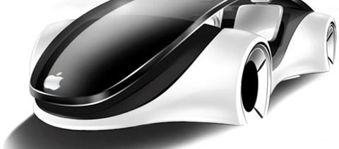 """Jön az """"Apple autó"""", önvezető taxik formájában"""