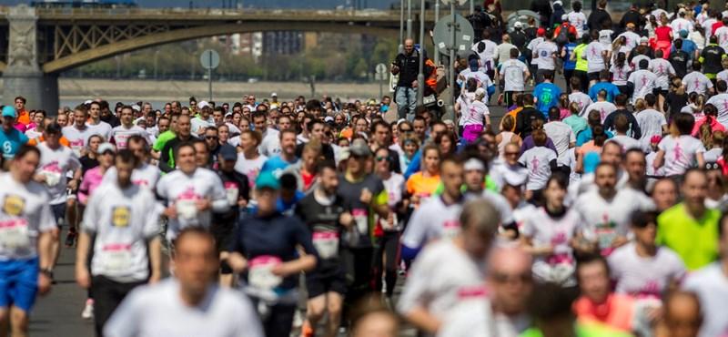 Mutatjuk a holnapi futóverseny miatti lezárásokat