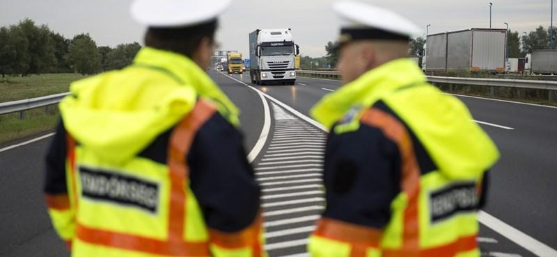Figyelem: mától élesben működik a hatóság új közúti csodafegyvere, minden autós érintett