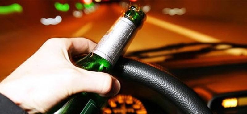 Részegen ment ittassága miatti tárgyalására egy ceglédi férfi, a bíróság elküldte, erre részegen kocsiba ült, de elkapták