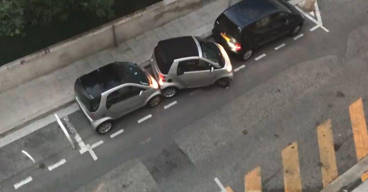 VIDEO: Miért szidják állandóan a franciák parkolását? Hát, az ilyenek miatt