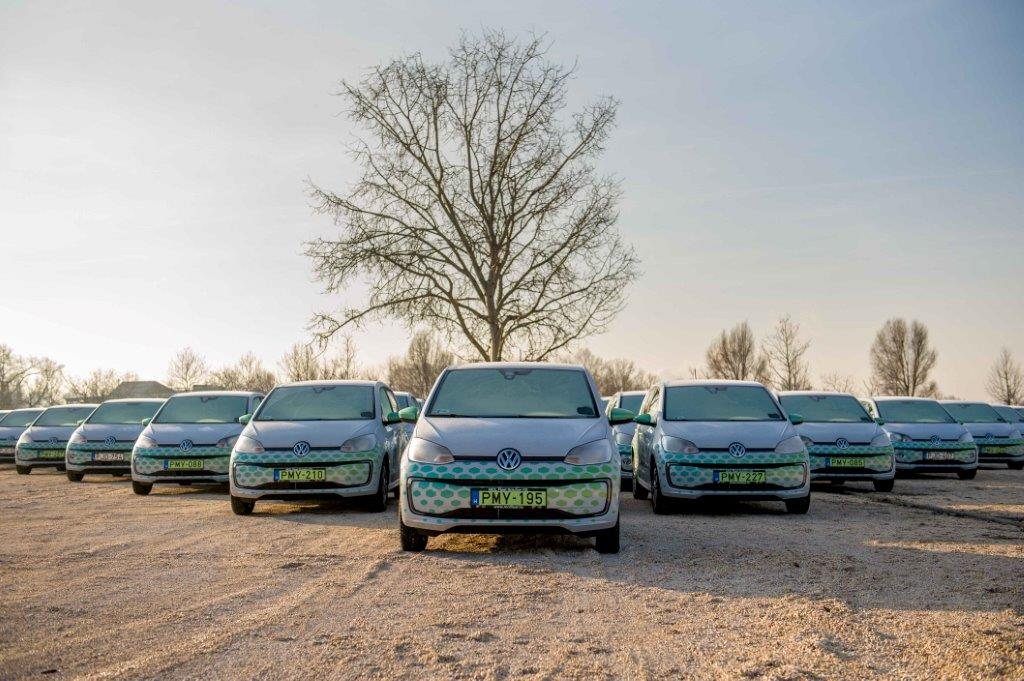 MOL Limo néven háromszázas autóflottával indít közösségi autómegosztó szolgáltatást a MOL