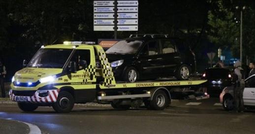 Szándékosan okozott baleseteket egy autómentős a magyar utakon