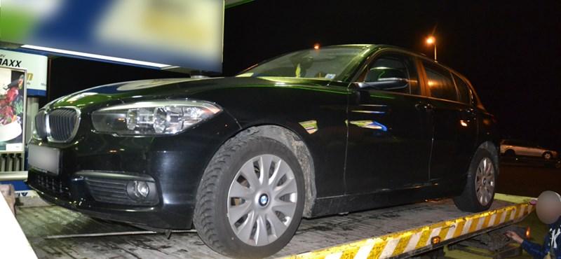 Lopott BMW, lopott Volkswagen – egyik sem jutott ki az országból