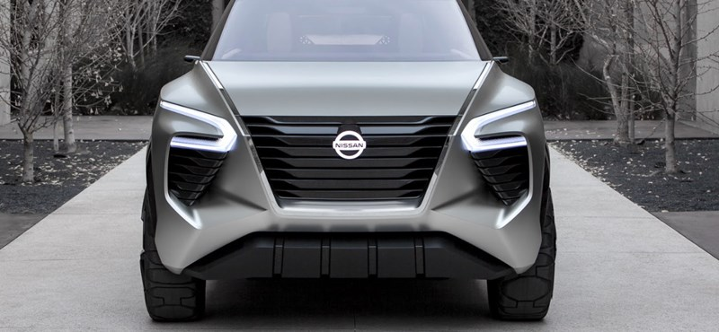 Ujjlenyomattal indítható és szemmozgatással kezelhető a Nissan agresszív divatterepjárója