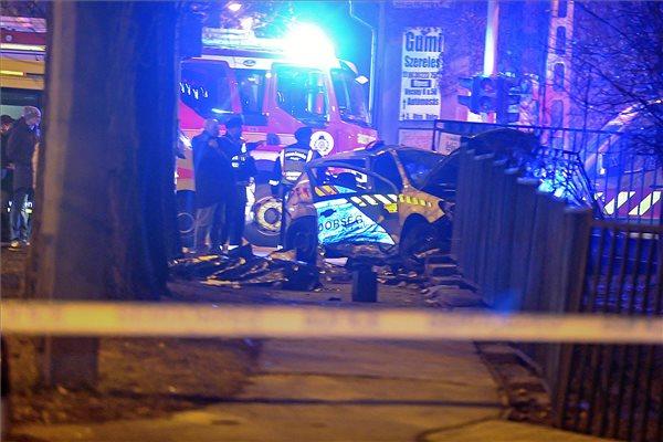 Megrázó fotók az újpesti balesetről
