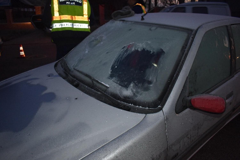 """Szűk-látókör"""" – Csak egy helyen kaparta le a jeget, balesetet okozott"""