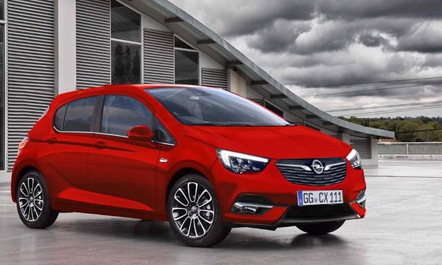 Jön az elektromos Opel Corsa