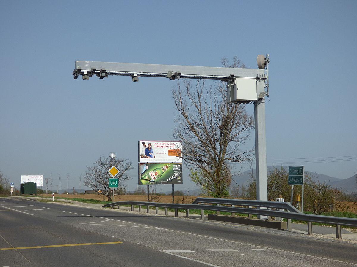 Új, FIX sebességmérő kaput épít a főváros, melyhez 73,6 milliót ad, a 13. kerület
