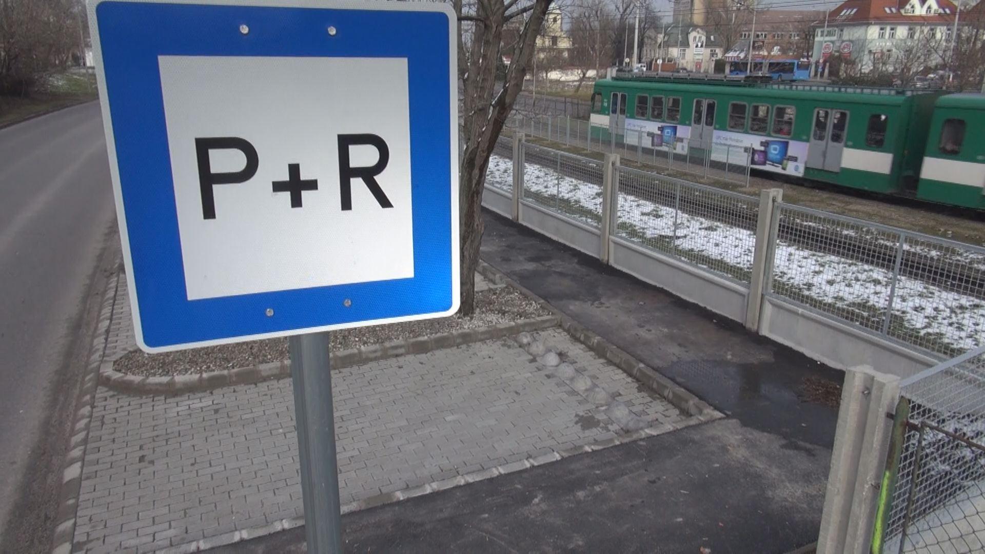 Jó hír az ingázóknak: több mint 350 P+R parkolóhely épül Békásmegyeren