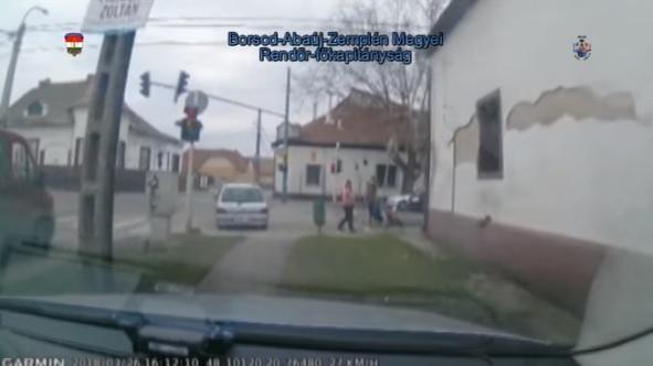 Videó: Autós üldözés volt Miskolcon