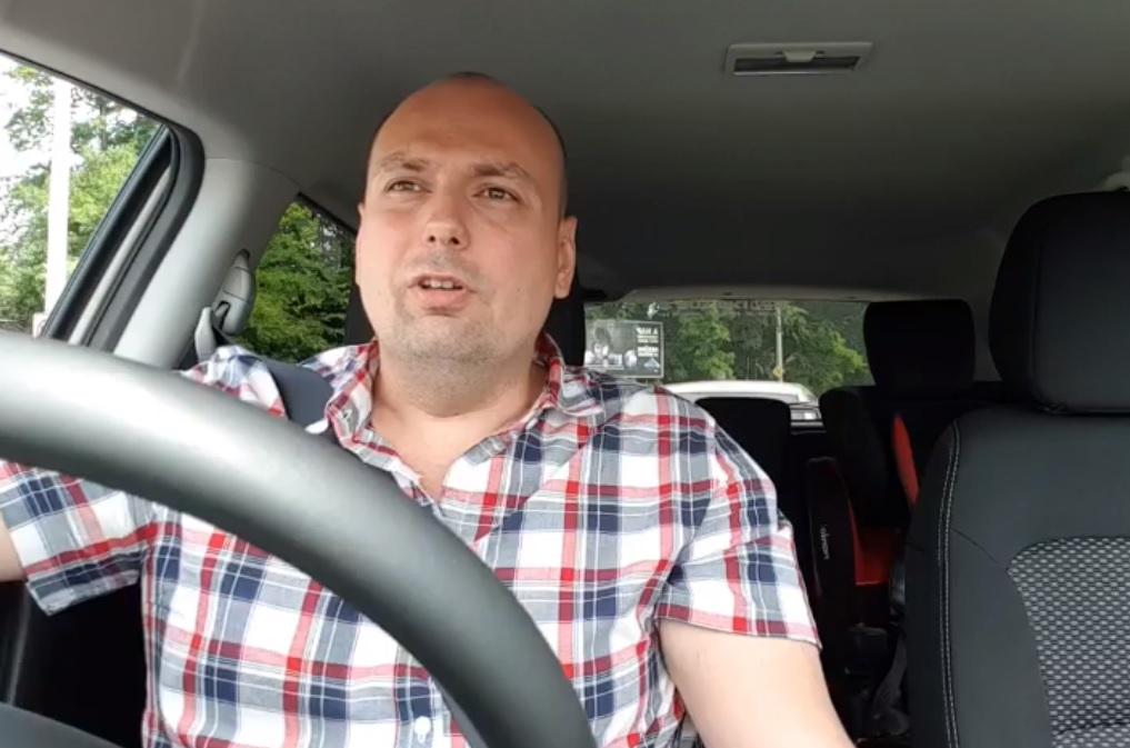 Alapítónk beszél az közlekedésben tapasztalható agresszió okairól