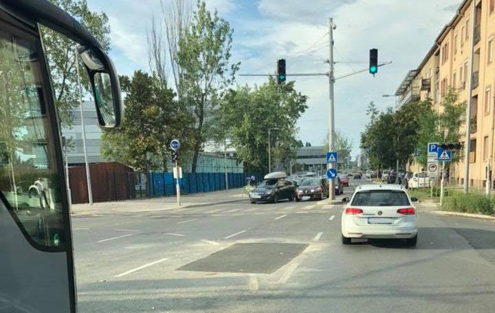 3 HÓNAP UTÁN véget ért a 13. kerületi kátyú kálváriája, amiről még a híradó is beszámolt