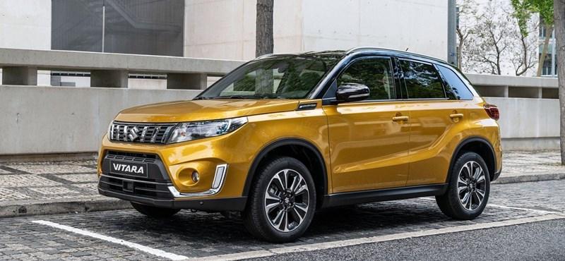 Bemutatkozik a Suzuki Vitara 2018 ráncfelvarrás