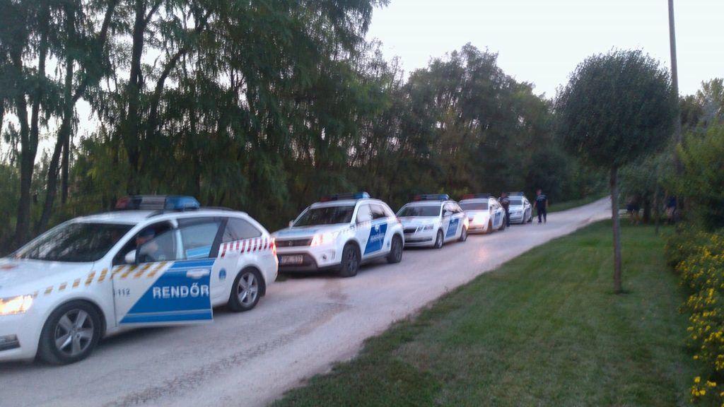Betömött a kétfarkú egy kátyút Felcsúton, öt rendőrautó vonult ki nyolc rendőrrel