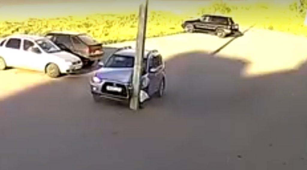 VIDEÓ: Feltétlen nézd meg a baleset előzményeit. Roppant tanulságos