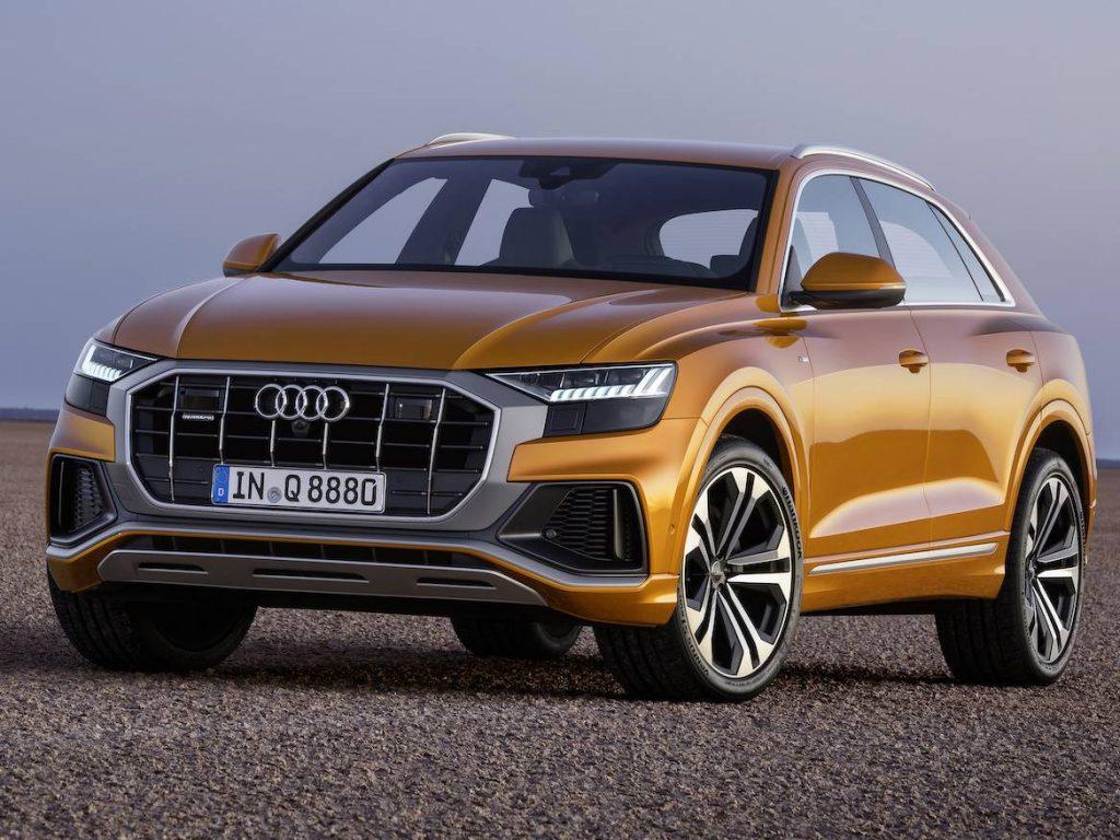 VIDEÓ: Audi Q8 enteriőr – Tesla ide vagy oda, ez a design és a praktikum verhetetlen…