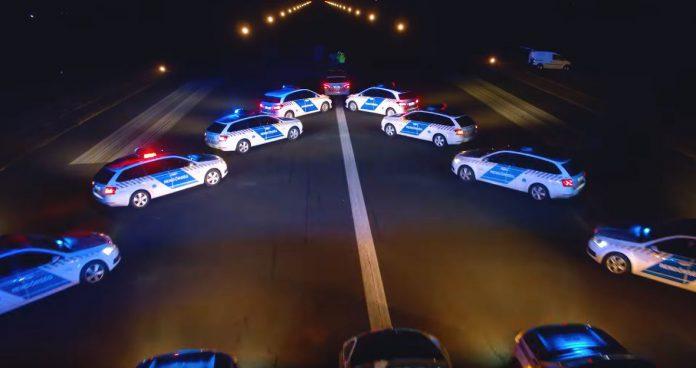 Videó – Karácsonyi videóval kedveskedik a Baranya Megyei Rendőr-főkapitányság