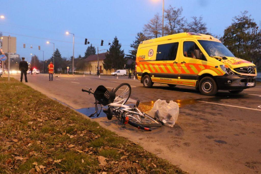 Jogerős ítélet született a zebrán gázoló mentő ügyében