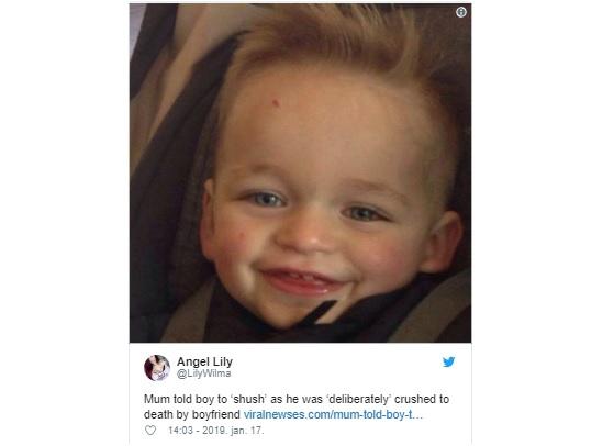 Autósüléssel nyomták agyon a hároméves kisfiút