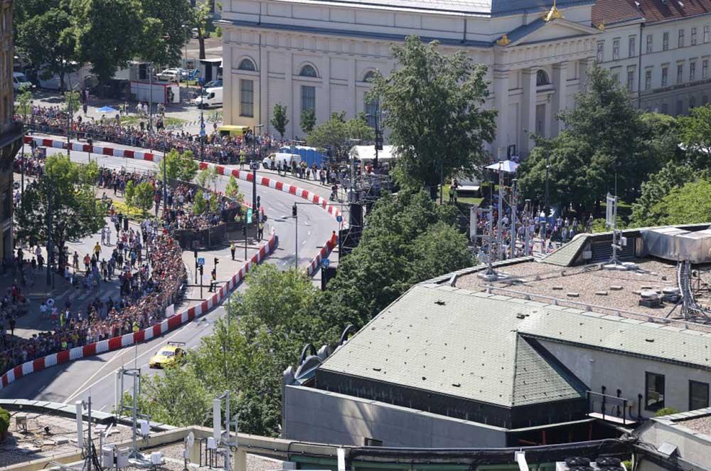 Megvalósíthatósági tanulmány készült egy Formula-E-futam budapesti megrendezéséről