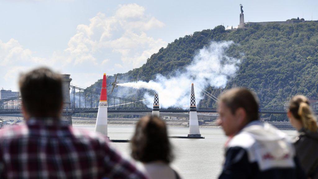 Tarlós nem adott engedélyt az Air Race-re