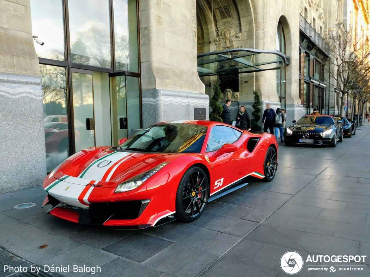 VIDEÓ: Ferrari 488 Pista Piloti – Cartu megjáratta…