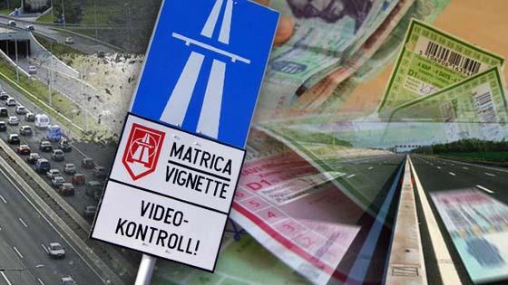 Egy Német tervezet szerint 2029-re mindenhol bevezetnék az útdíjrendszert Európában