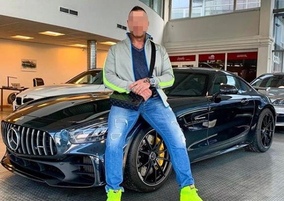 41 milliós verdával lepte meg magát M. Richárd a Dózsa György úti baleset egyik vádlottja