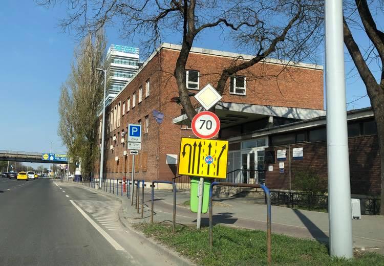 Jó hír az autósoknak -Visszaáll az eredeti forgalmi rend a Váci úton és az Árpád úton
