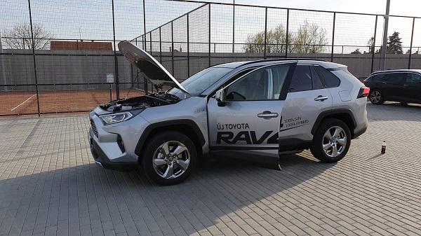 Videó – Toyota RAV4 2019 Hybrid teszt – Takarékos SUV kompromisszumok nélkül