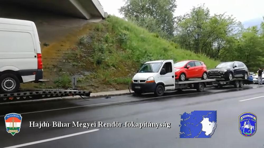 VÉGRE: Lecsaptak a rendőrök a szabálytalan vontatókra