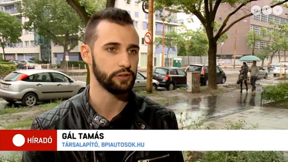 VIDEÓ: A gyalogosok biztonságáért indított kampányt a rendőrség