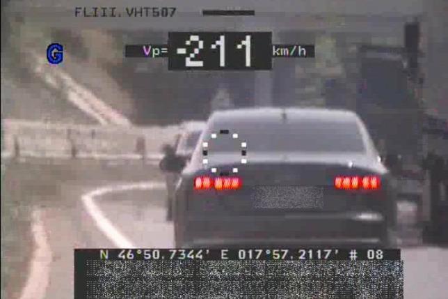 Az autósok nagy része azt állítja, nem szokta átlépni a sebességhatárokat