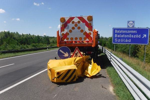 Március elsejétől közfeladatot ellátó személynek minősülnek a Magyar Közút Nonprofit Zrt. útellenőrei és kezelői ellenőrei
