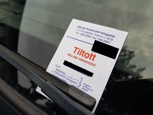 11. kerületi parkolás – ide ne állj, hogy elkerüld a bírságot