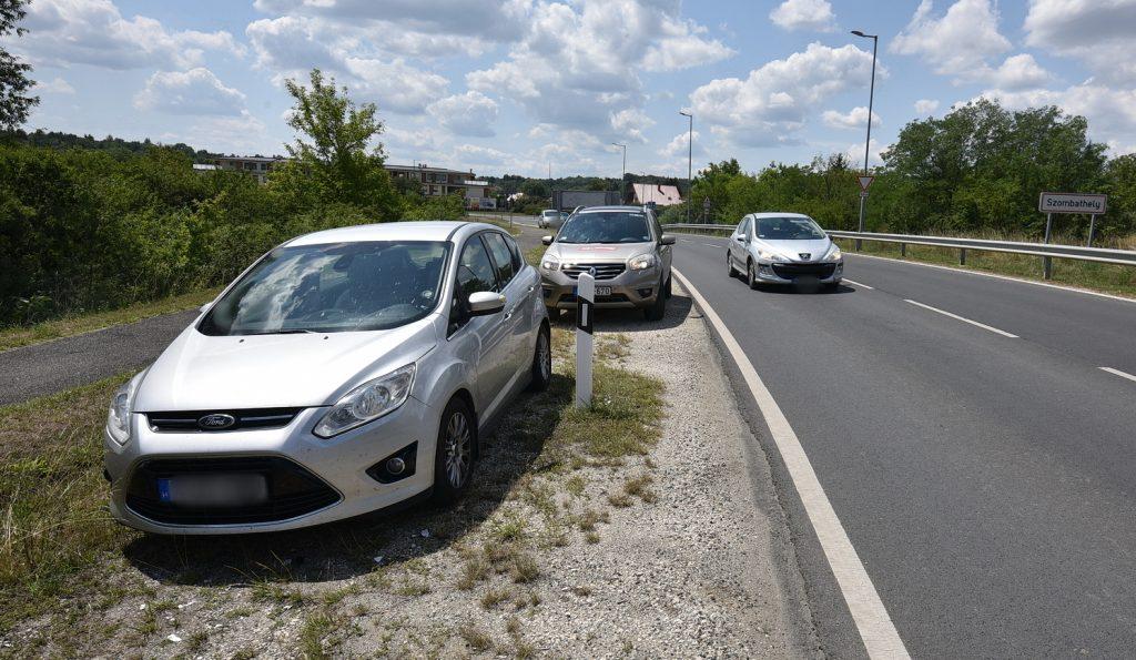 Videó – Cáfolja a megütött BMW-s sofőr szavait a Fordos