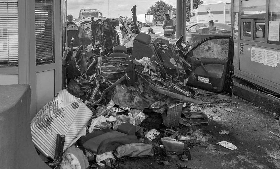 Bedrogozva és -gyógyszerezve rohant a magyar autóba a horvát BMW-s egy helyi lap szerint