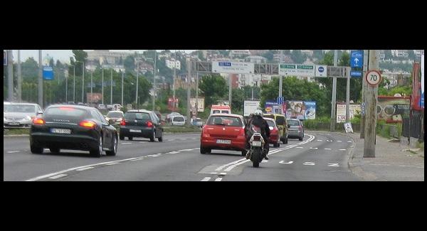 Buszsávban motorozás és pár egyéb szabály, amit nem árt nekünk is tudni
