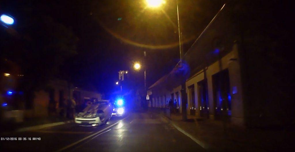 VIDEÓ: Baleset történt a 22. kerületben, a Nagytétényi úton