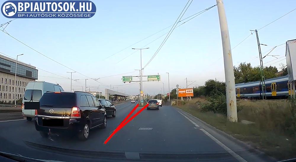 VIDEÓ: Itt nem kell kilométereket kerülni, ha elrontod haver…