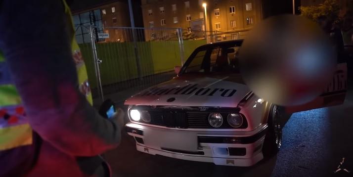Érdekel milyen egy közúti razzia este? – Ebből a videóból mindent megtudhatsz