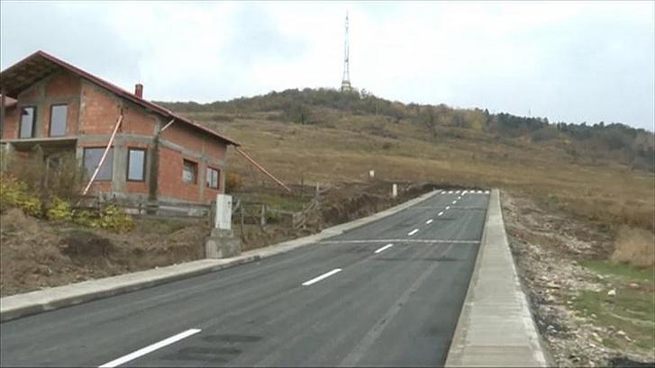 Romániában sikerült megépíteni 100 ezer euróért a semmibe vezető utat